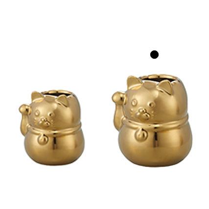 CL 175-343-903 Maneki Neko(マネキ ネコ) ゴールド