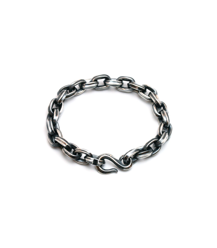 Spinal Chain Bracelet(Small / Silver)