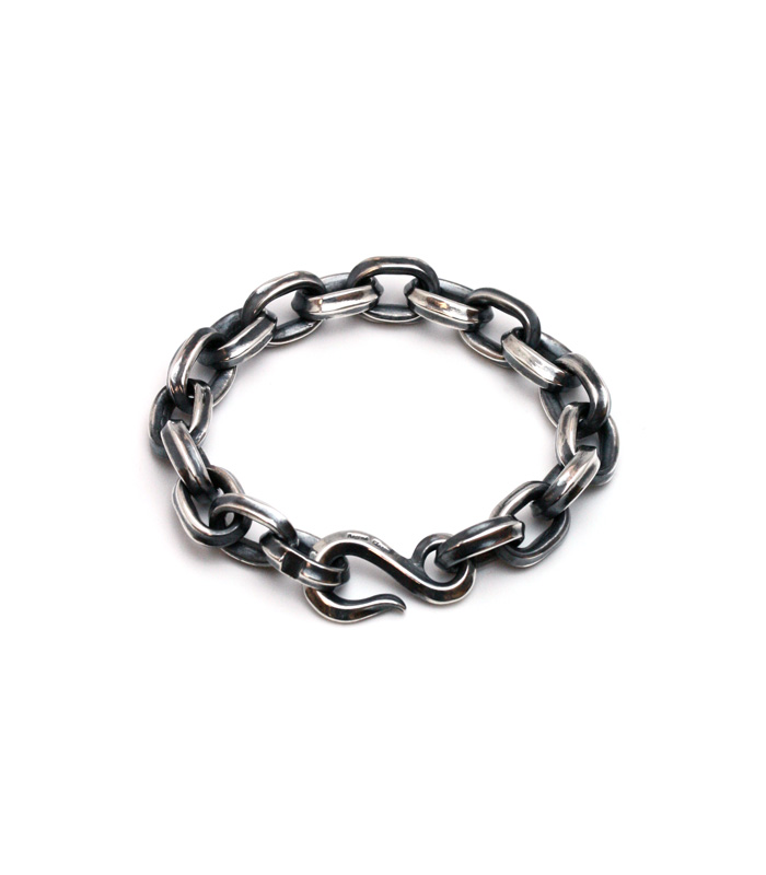 Spinal Chain Bracelet(Large / Silver)
