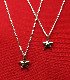 2020X'mas Limited Star Pair Necklace