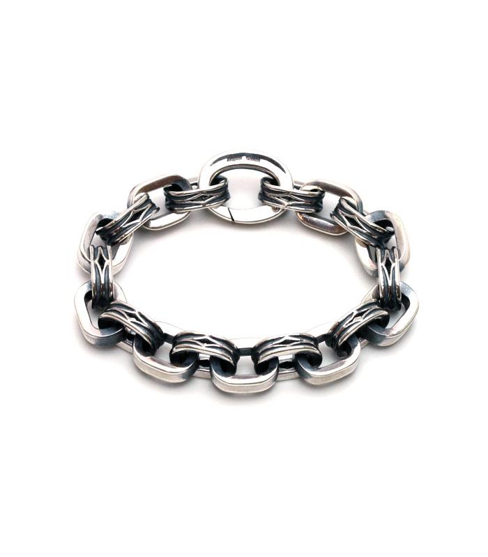 ORPHAN BRACELET CARAVINER / Silver