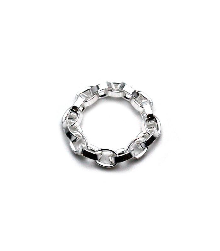DECORATE Box Chain Ring