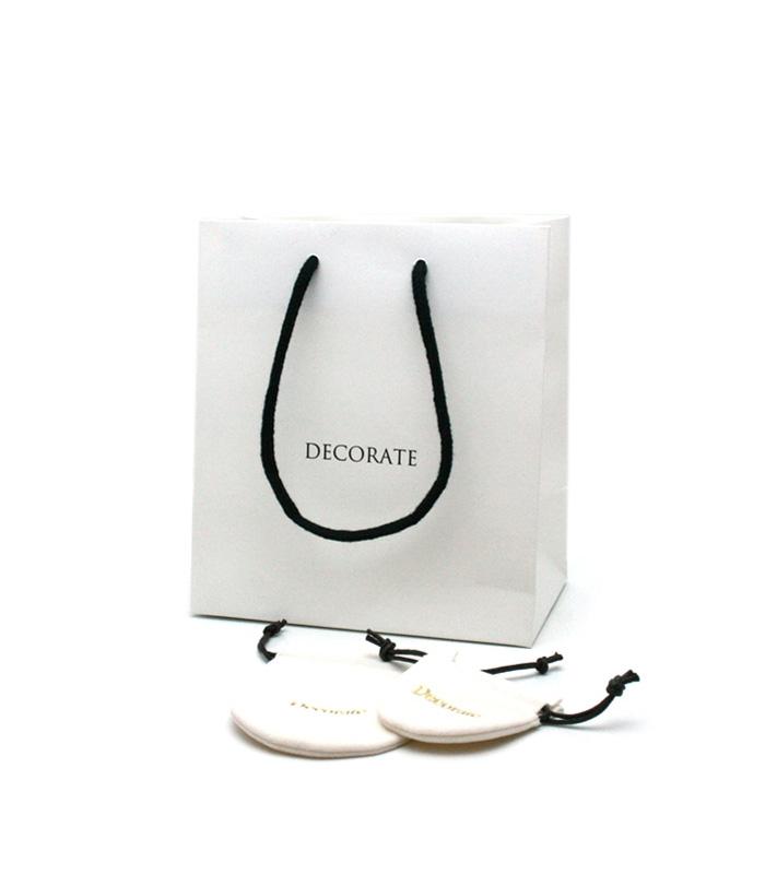 DECORATE Clip Chain Necklace