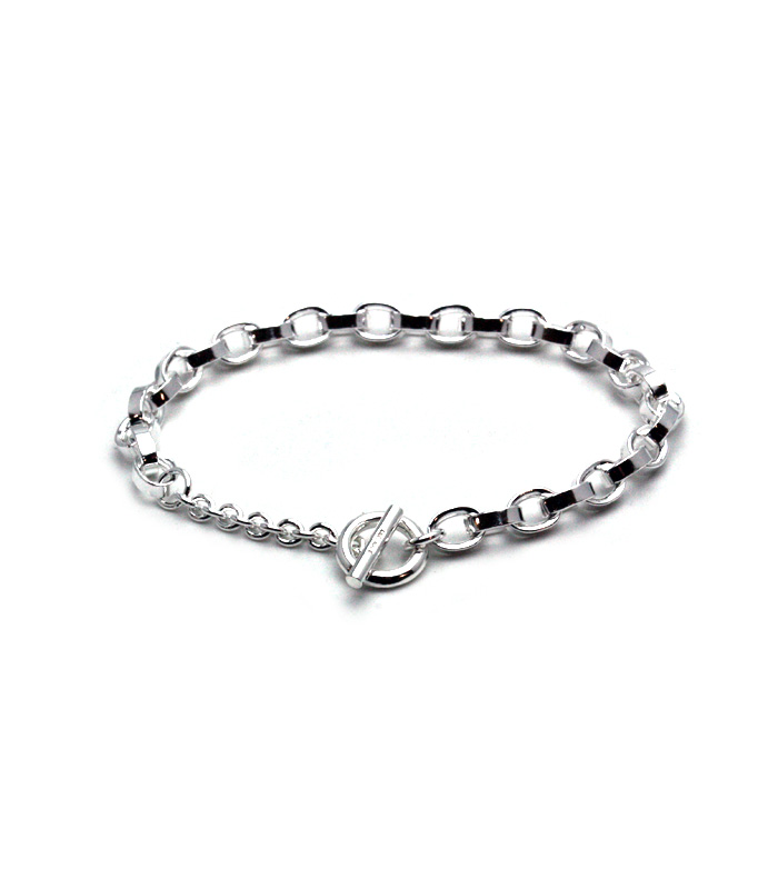 DECORATE Box Chain Bracelet