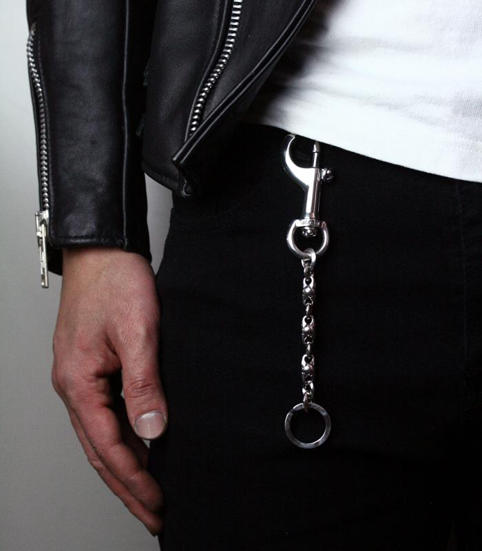AG Ball Keychain / Trigger Clip