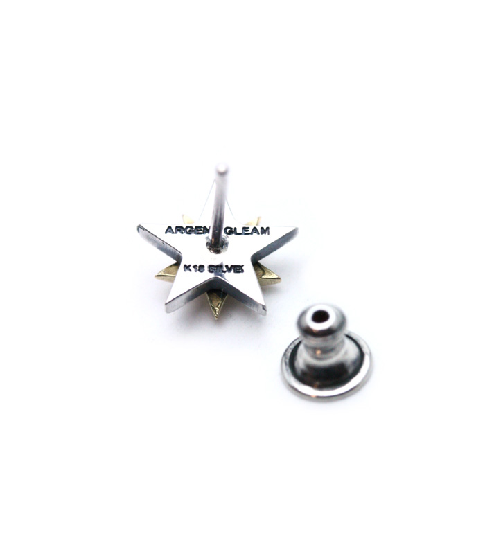 ARGENT GLEAM AE-087 / シルバー×K18ゴールド