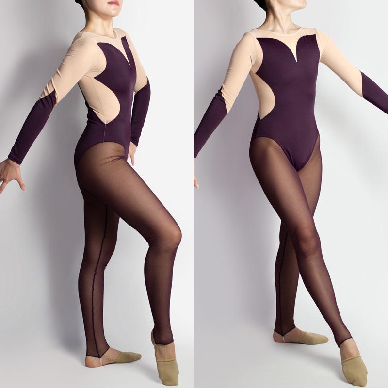 新体操 パワーネット衣装ベース12