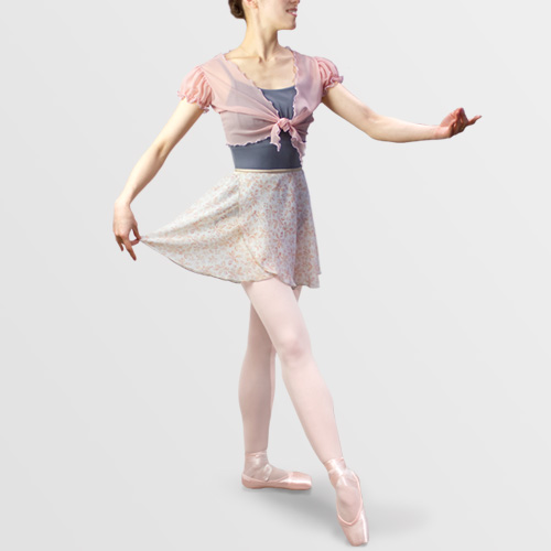 バレエスカート ラップスカート11