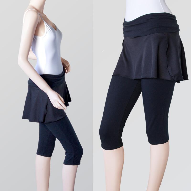 スカート付きスパッツ 01