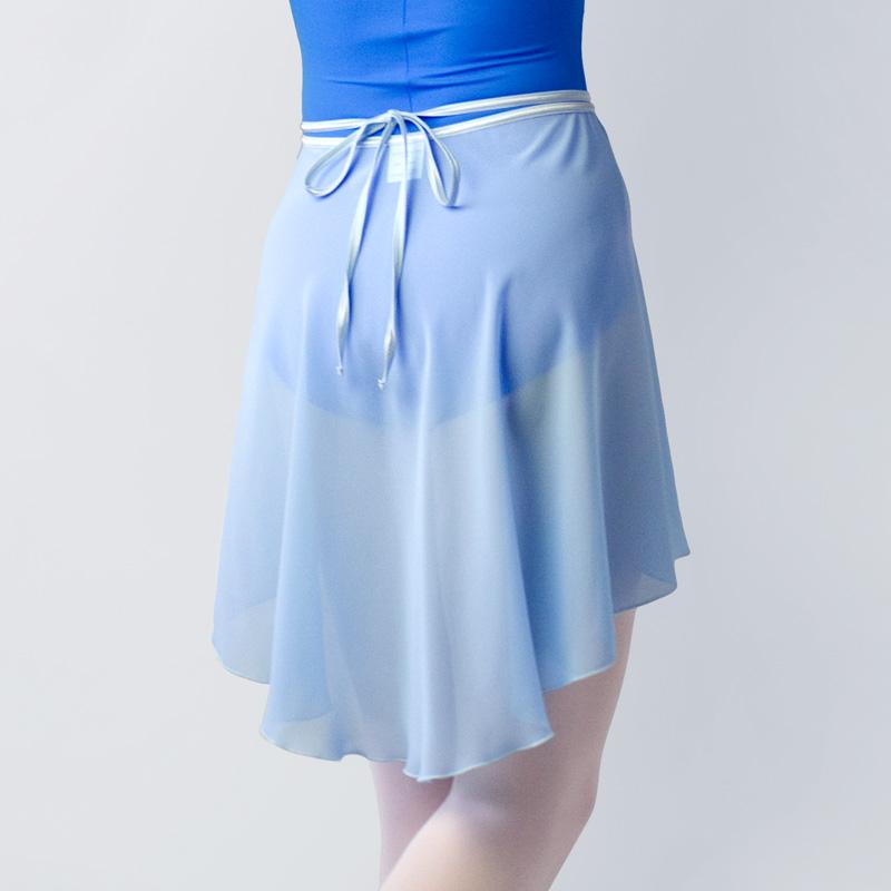 バレエスカート ラップスカート 02