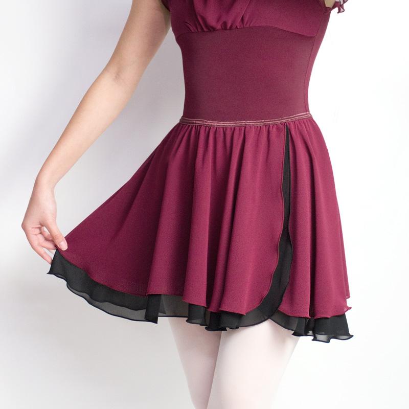 バレエスカート 18