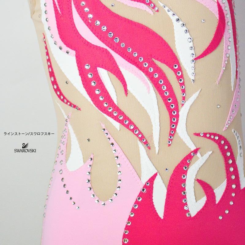 新体操衣装レオタード01