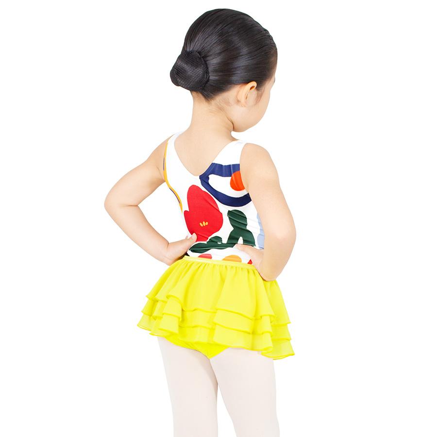 バレエスカート04
