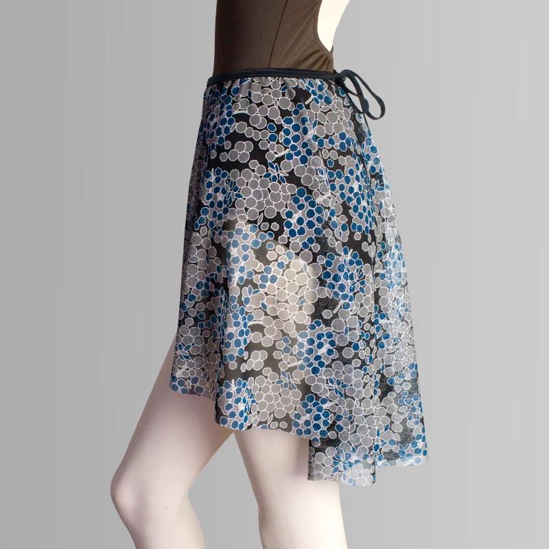 バレエスカート ラップスカート 15