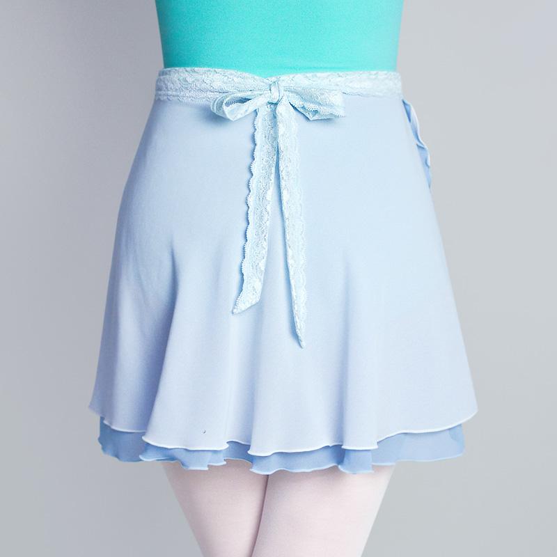 バレエスカート ラップスカート 16
