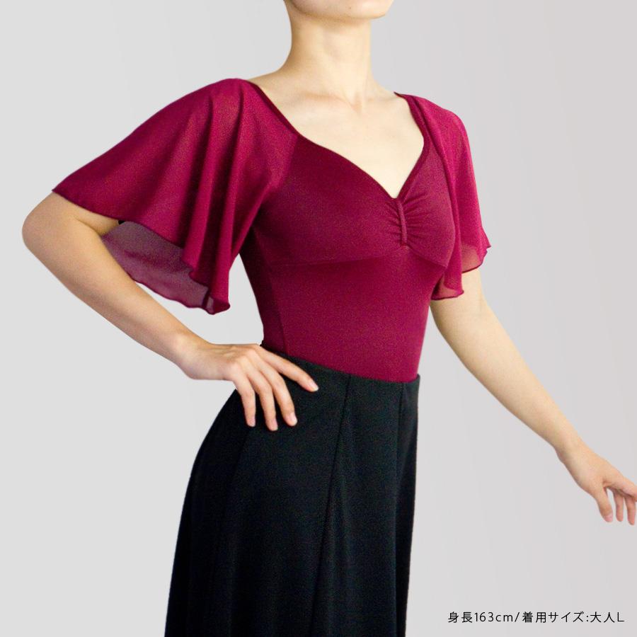 社交ダンス レオタード02