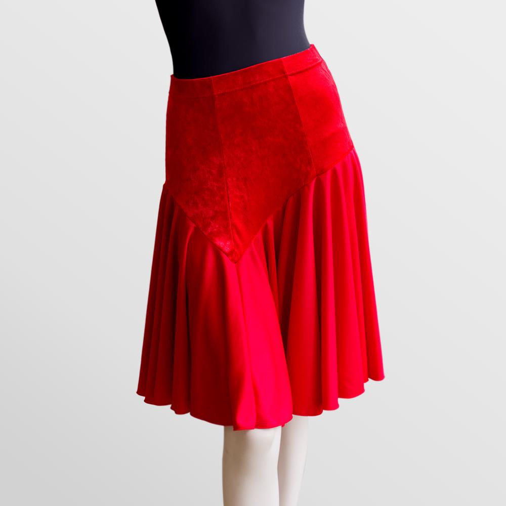 ダンススカート 08