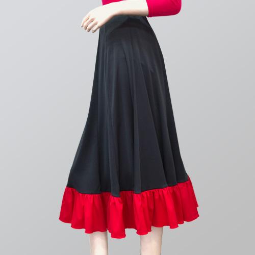 ダンススカート 02