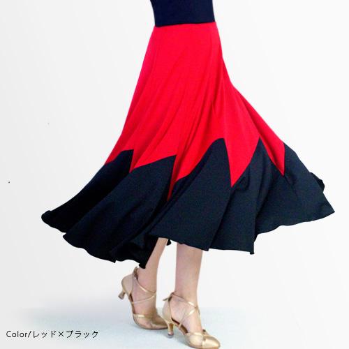 ダンススカート 04