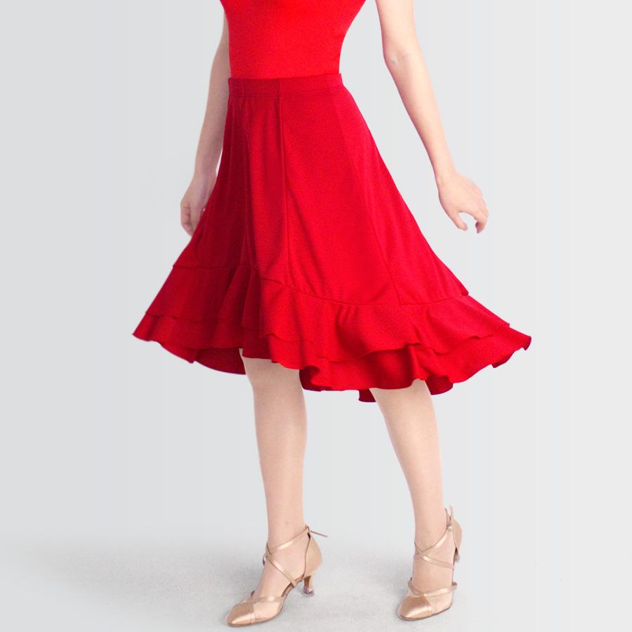 ダンススカート 10