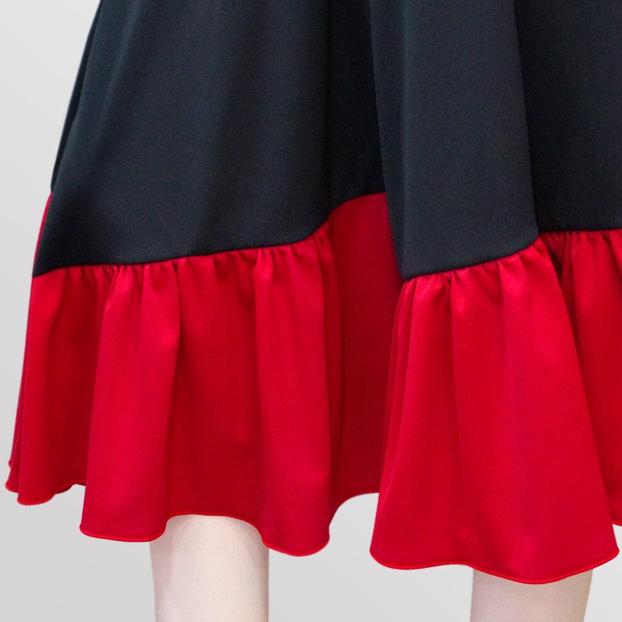 ダンススカート 11