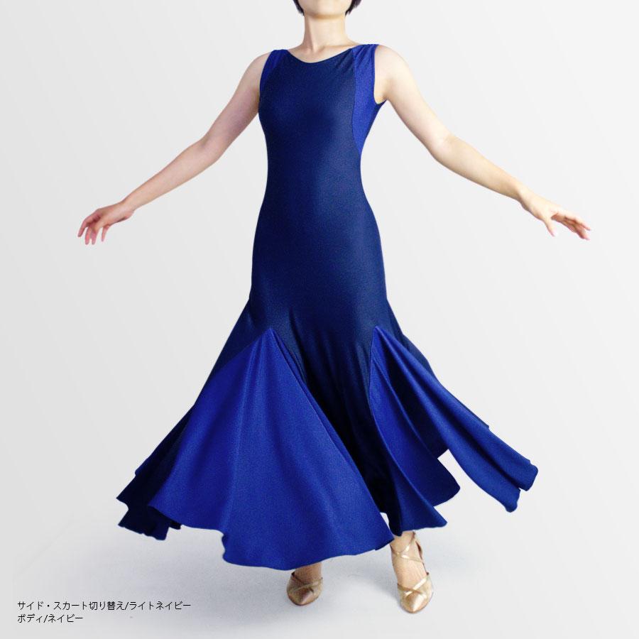 社交ダンス ドレス N03