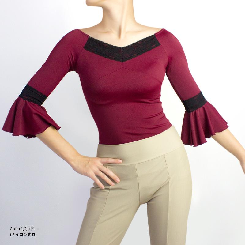 社交ダンス トップス 07