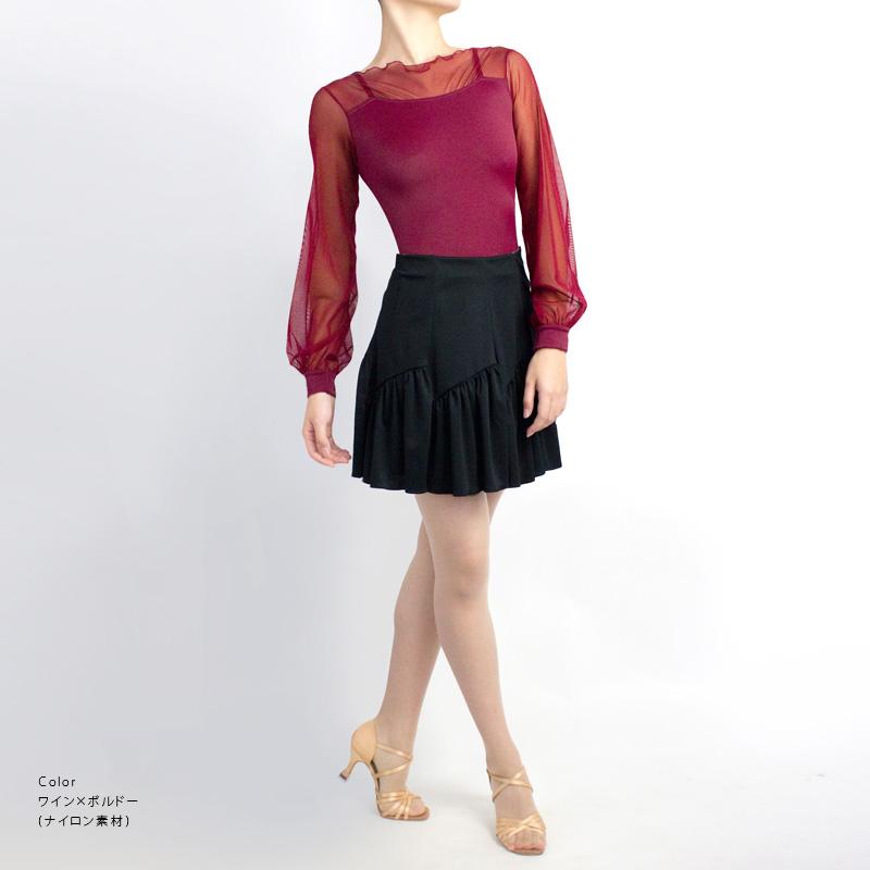 社交ダンス レオタード04