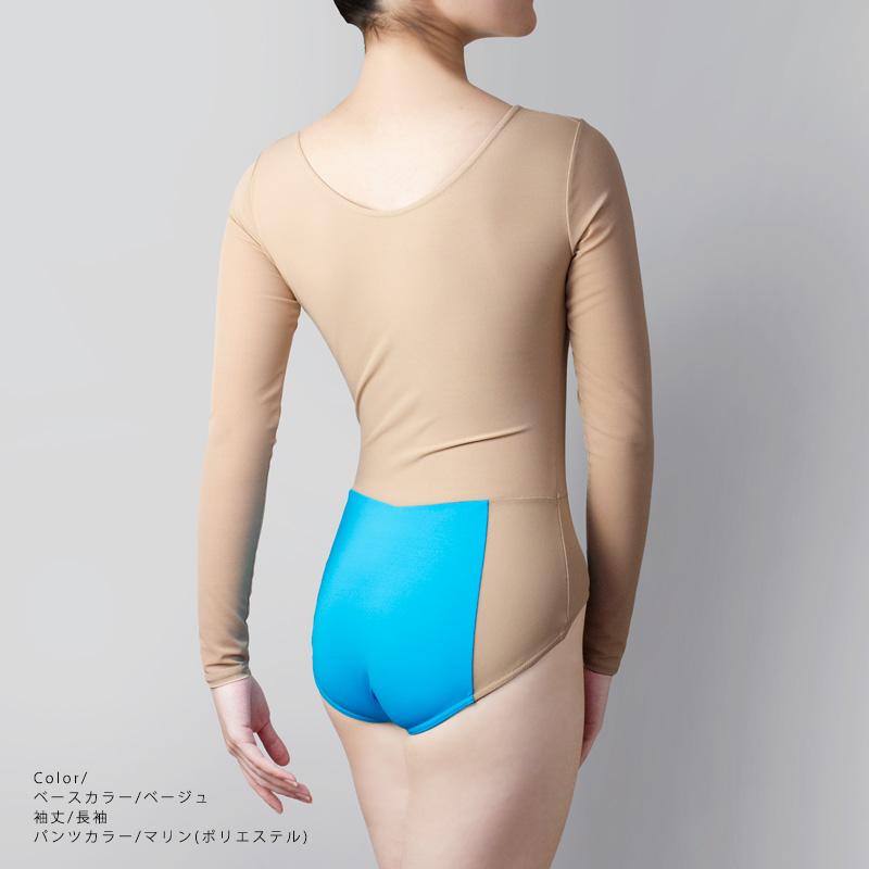 新体操 パワーネット衣装ベース07