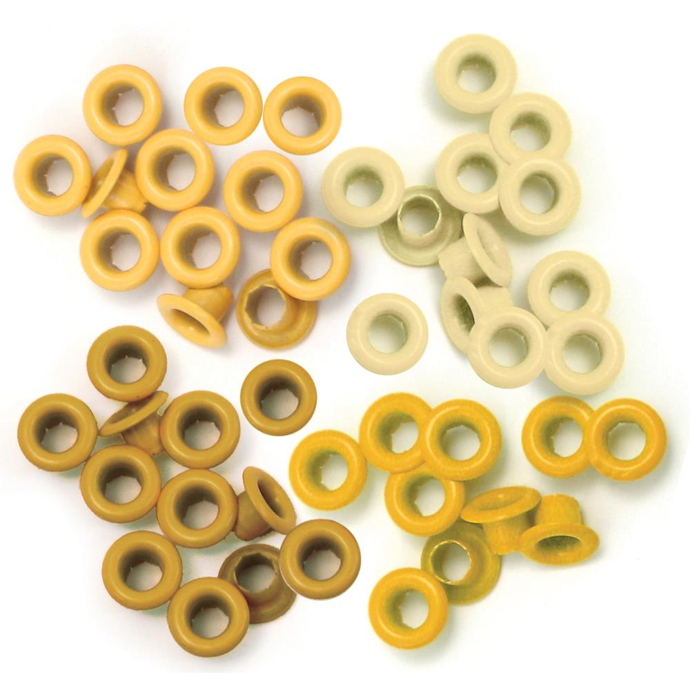 We R - 41575 Eyelets Standard Yellow