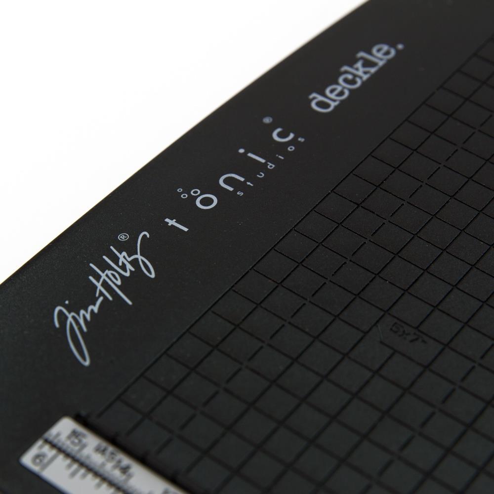 Tonic Studios - Tim Holtz Deckle Cutter 8.5 (3561E)