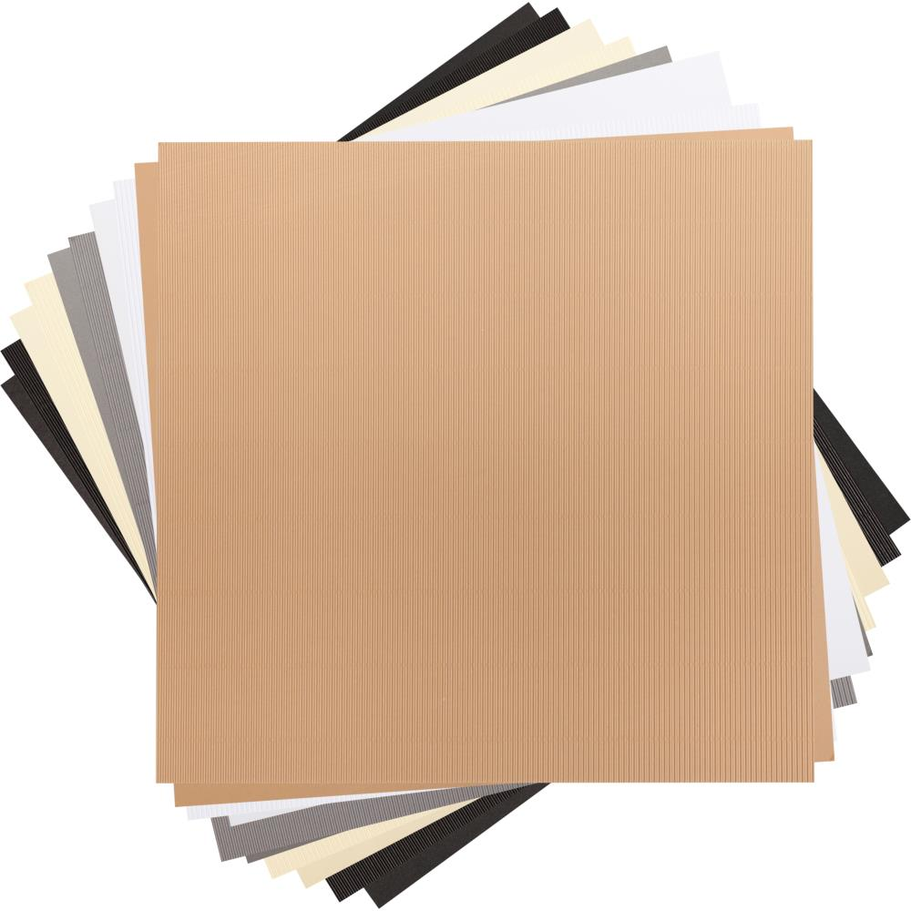 Cricut 2004068 - Corrugated Cardboard Basics 12inch