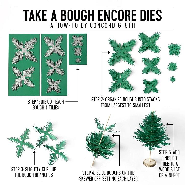 Concord & 9th Die - Take A Bough Encore