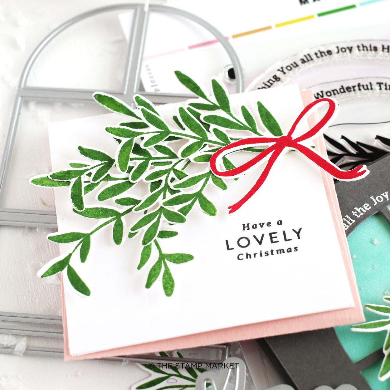 The Stamp Market セット♪ - Lovely Christmas