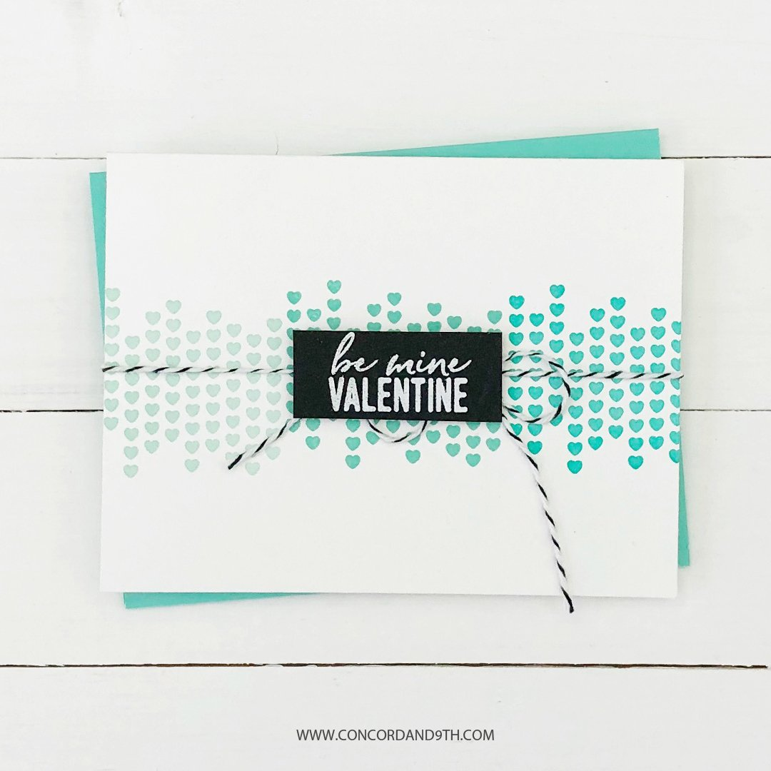 Concord & 9th Stamp - Little Love Tags