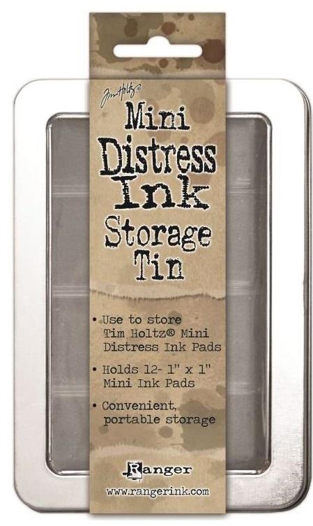Ranger - 42013 Tim Holtz Distress Ink Storage Tin