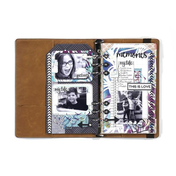 Elizabeth Craft Die - EC1650 Planner Essentials - 6