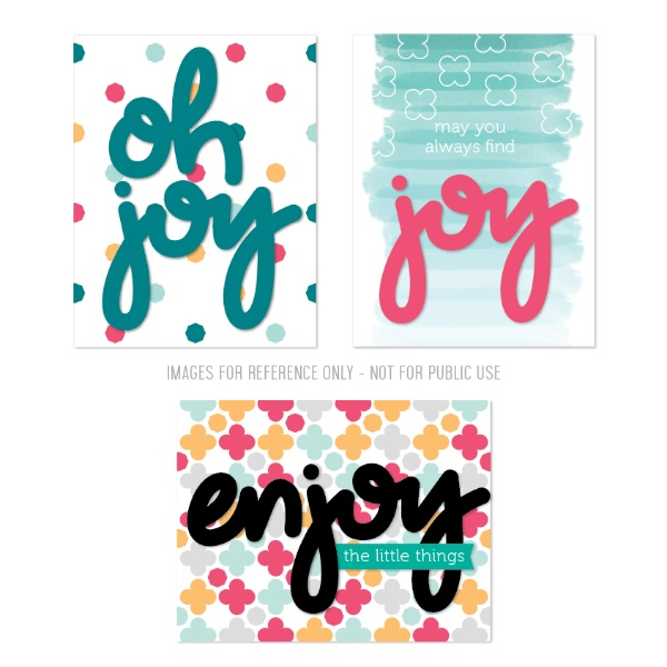 Concord & 9th Stamp - Joyful Tiles