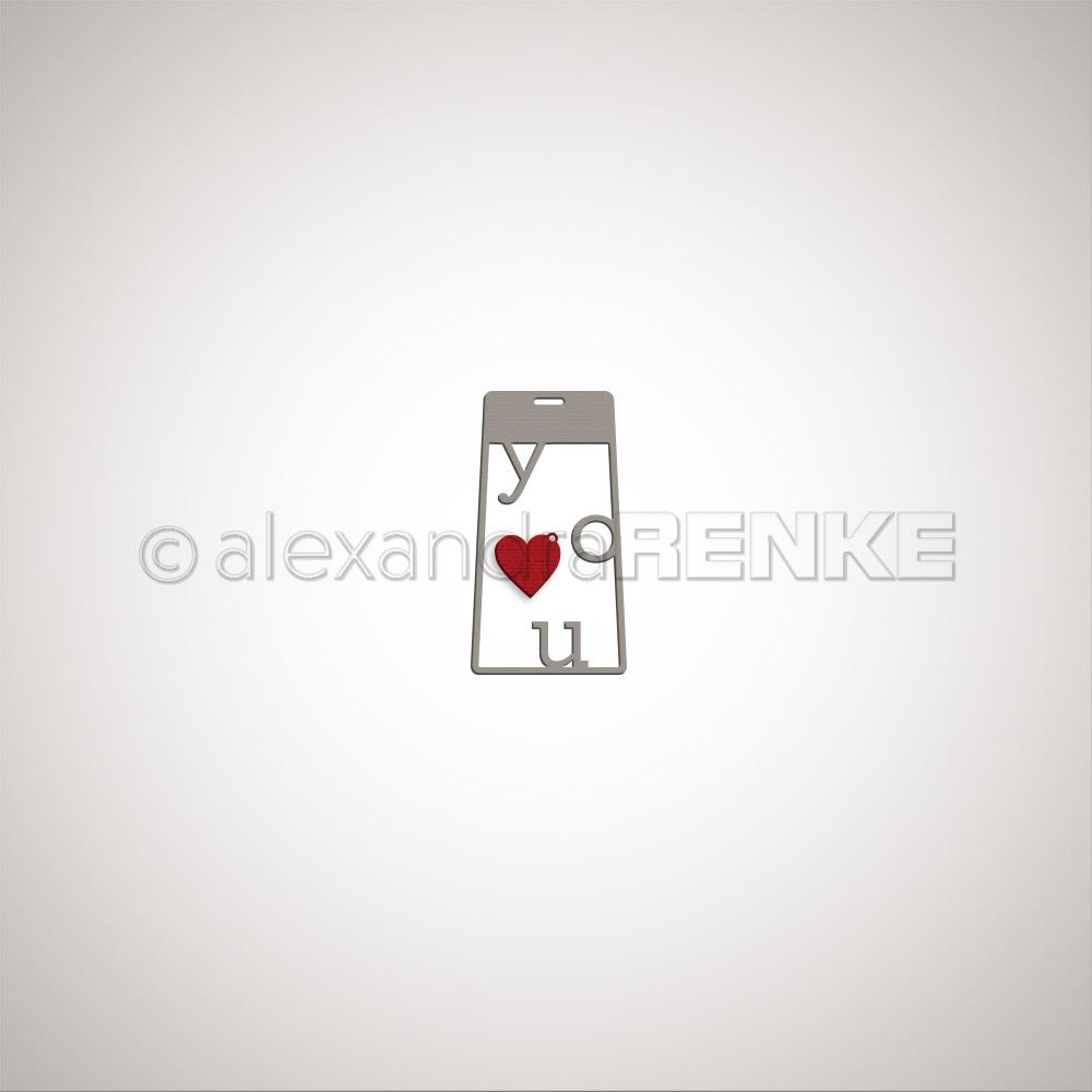 Alexandra Renke Die - D-AR-Ba0044 Tag You