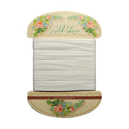 Marianne Design Silk lace - JU0914 White
