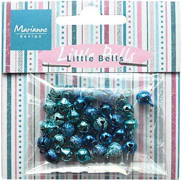 Marianne Design Little Bells - JU0940 Blue