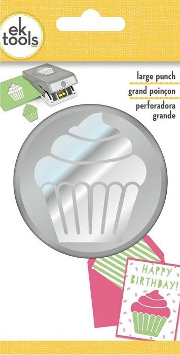 EK Success - 54-30296 Large Punch Cupcake