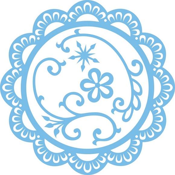 Marianne Design Creatables - LR0112 Frame Circle