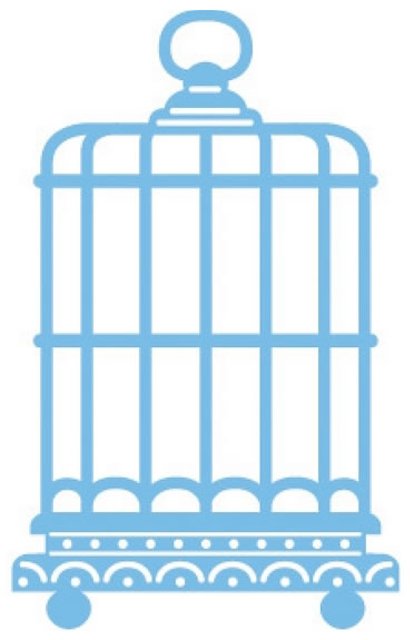 Marianne Design Creatables - LR0147 Bird cage Tunis