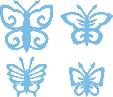 Marianne Design Creatables - LR0158 Butterflies