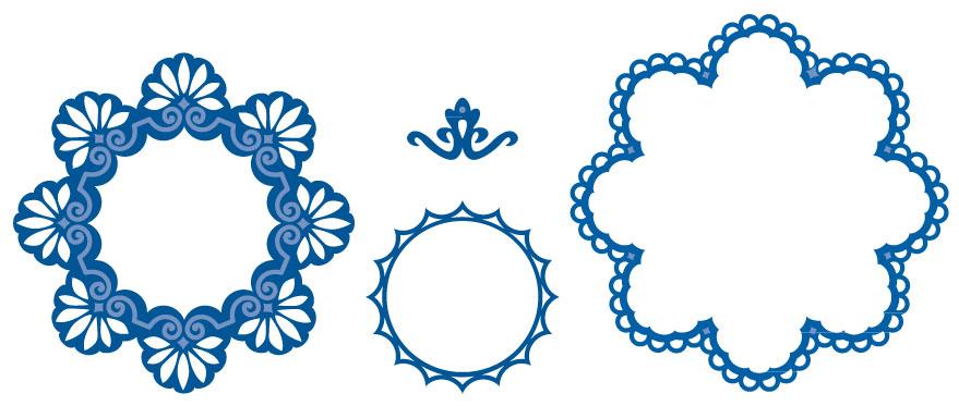 Marianne Design Creatables - LR0180 Circles