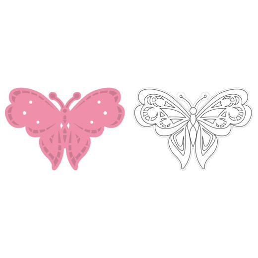 Marianne Design Collectable - COL1318 Tiny's Butterfly 2