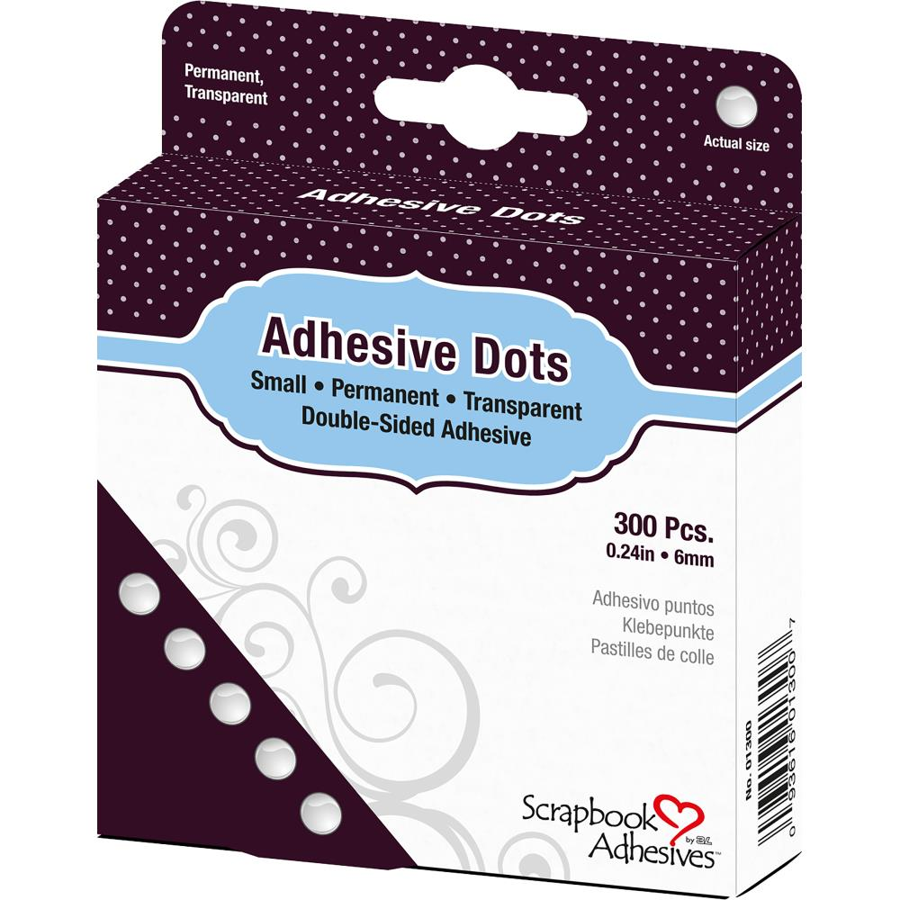 Scrapbook Adhesives - 1300 Dodz Adhesive Dot Roll Small