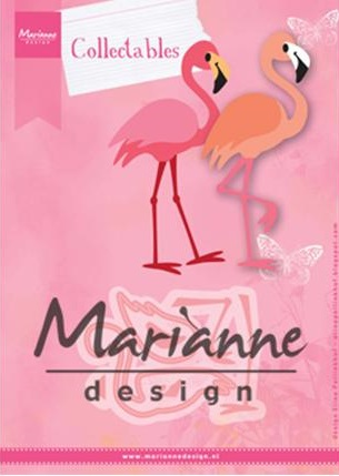 Marianne Design Collectable - COL1456 Eline's Flamingo