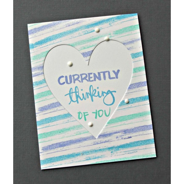 Precious Remembrance Shop Stamp - PRS_CLR031 Daily Thoughts